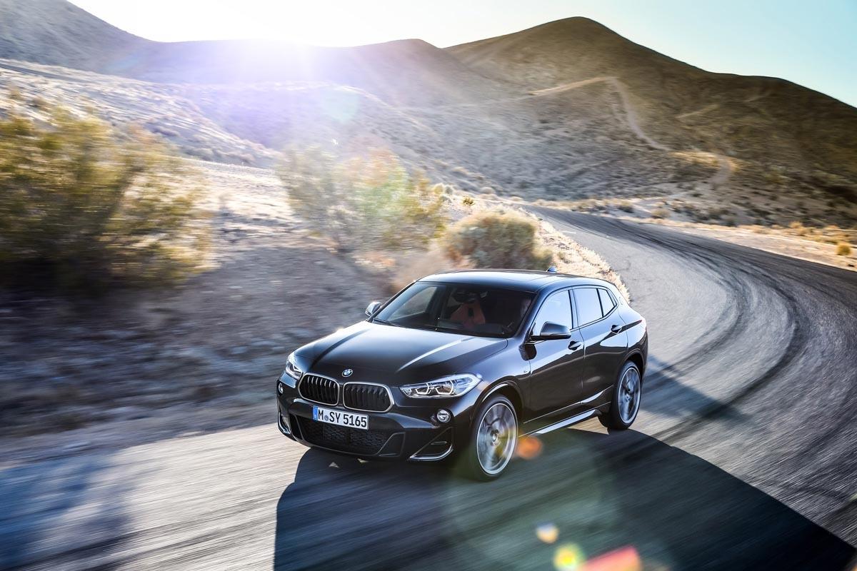 New BMW X2 M35i revealed-17