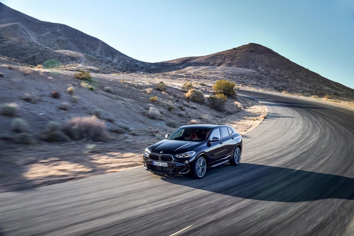 New BMW X2 M35i revealed-18