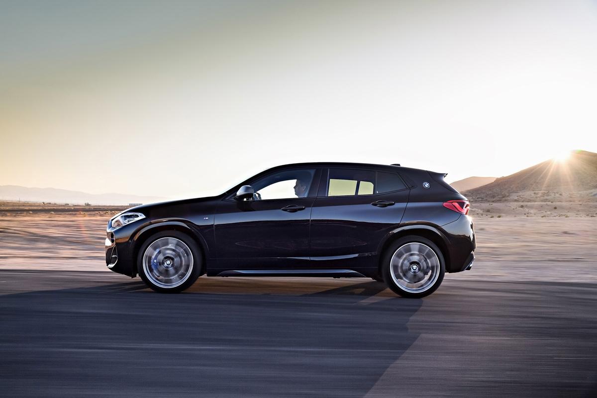 New BMW X2 M35i revealed-19