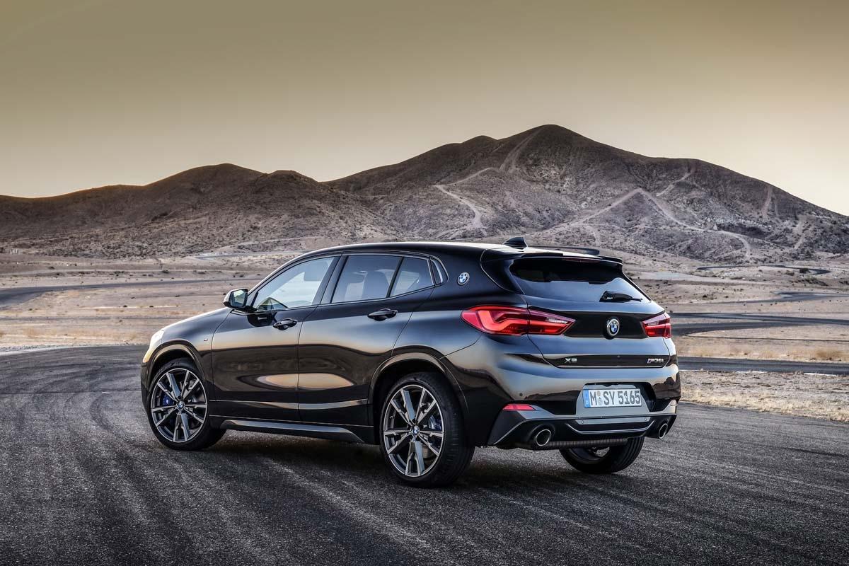 New BMW X2 M35i revealed-2