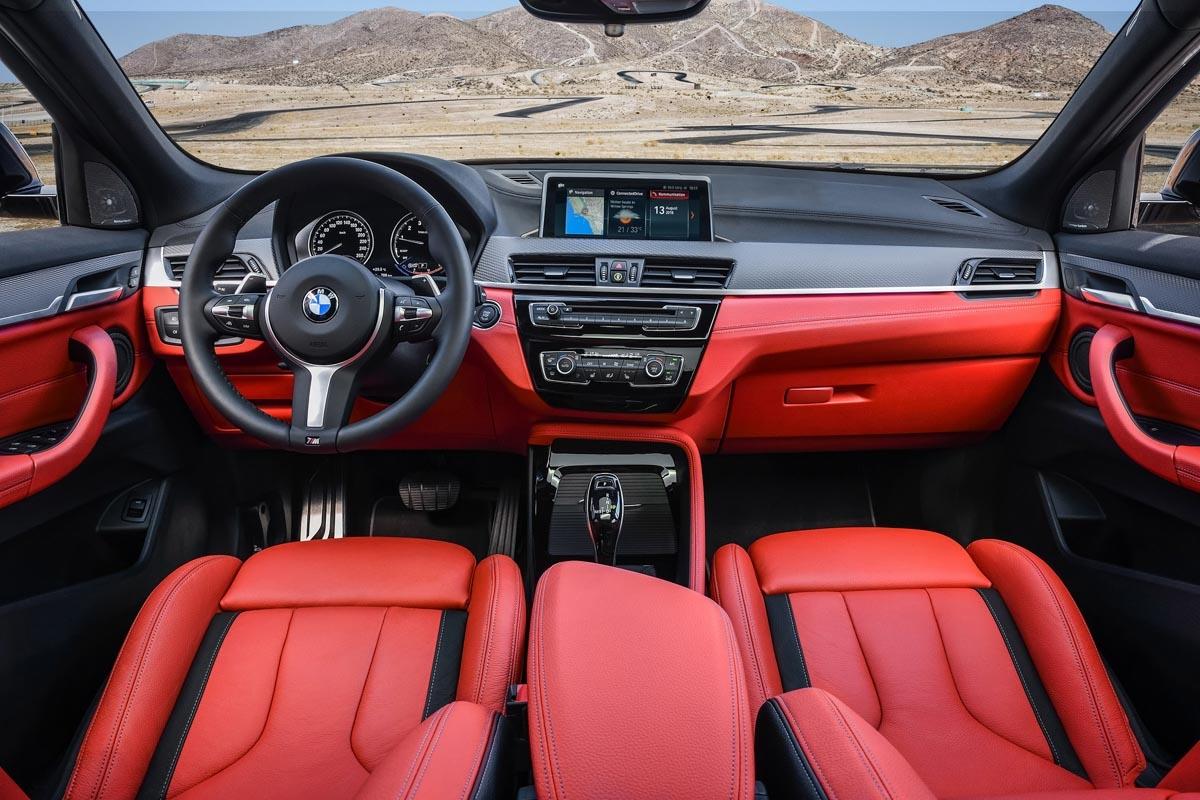 New BMW X2 M35i revealed-20