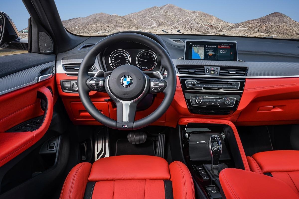 New BMW X2 M35i revealed-21