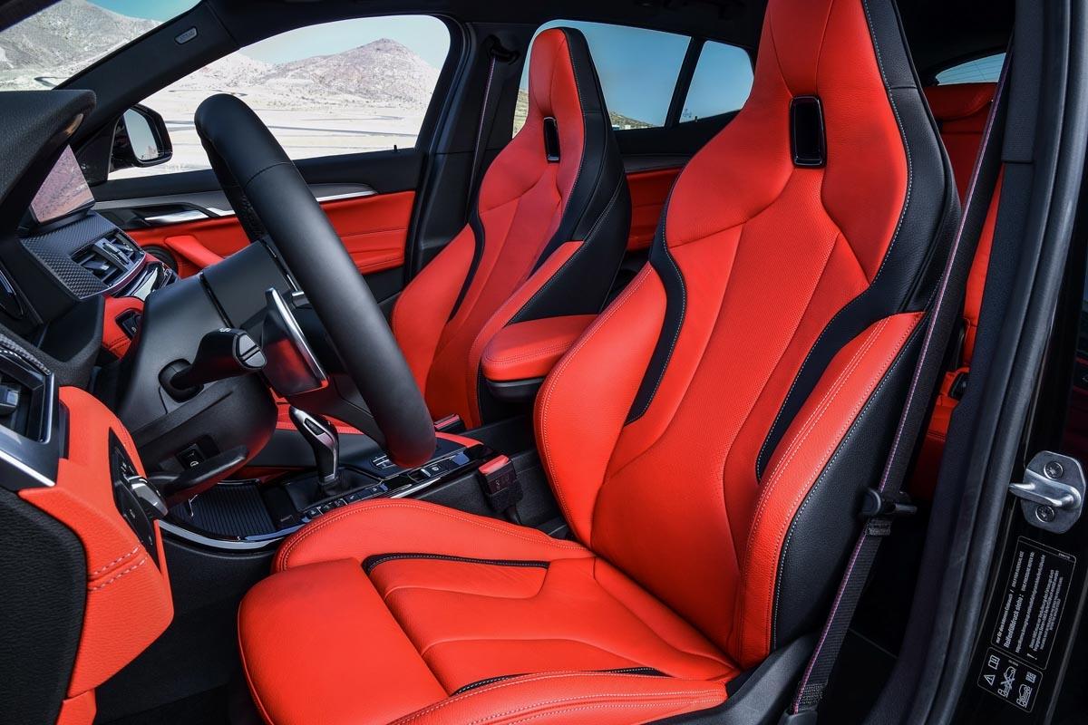 New BMW X2 M35i revealed-22