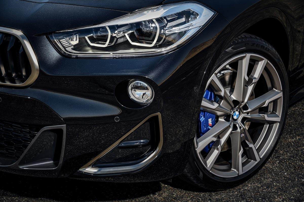 New BMW X2 M35i revealed-24