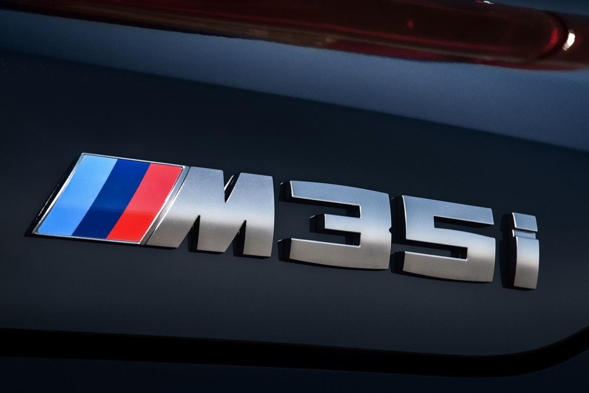 New BMW X2 M35i revealed-25