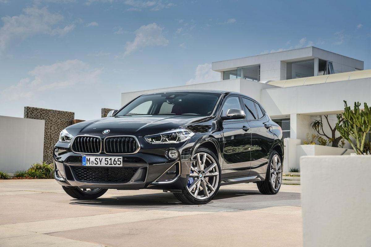 New BMW X2 M35i revealed-3