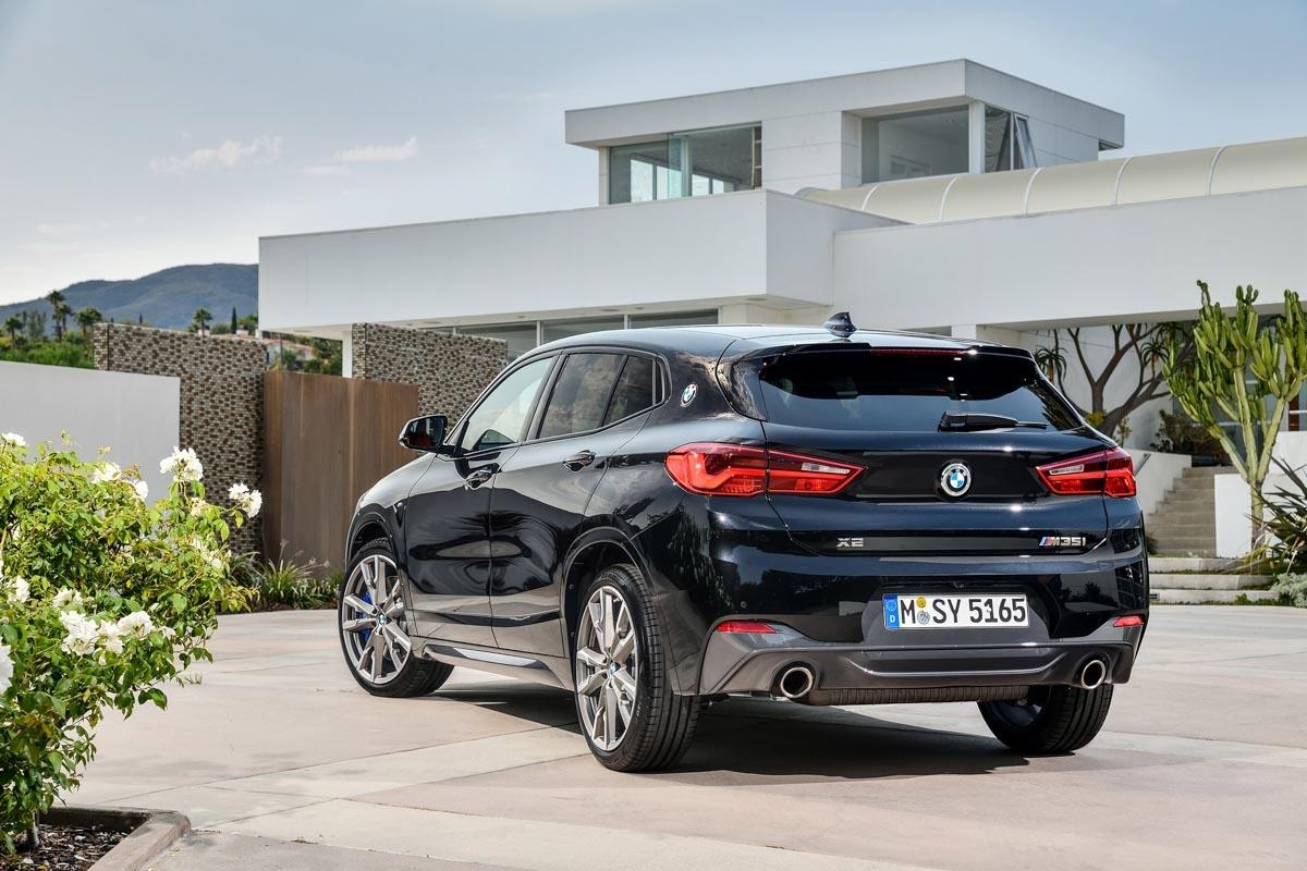 New BMW X2 M35i revealed-4