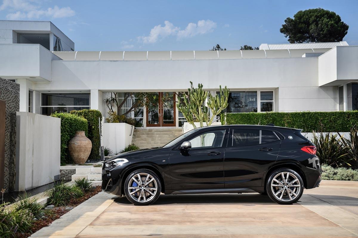 New BMW X2 M35i revealed-5
