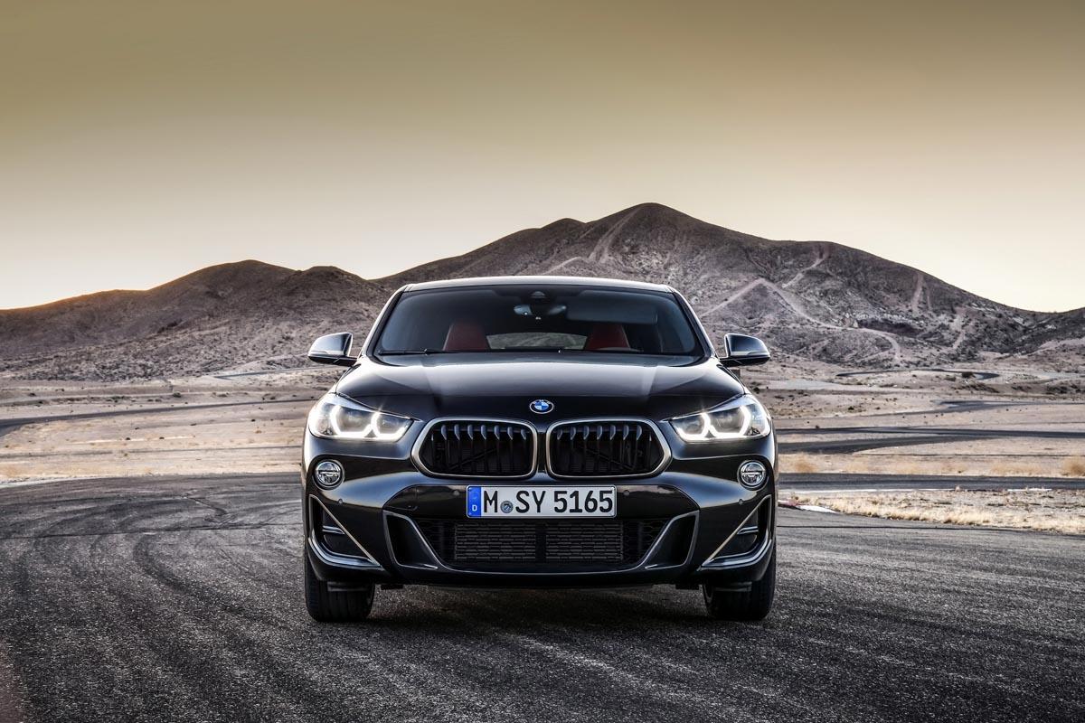New BMW X2 M35i revealed-6