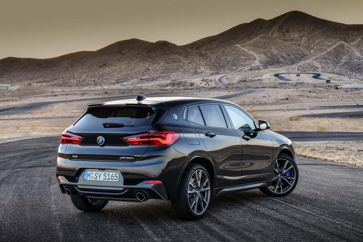 New BMW X2 M35i revealed-7