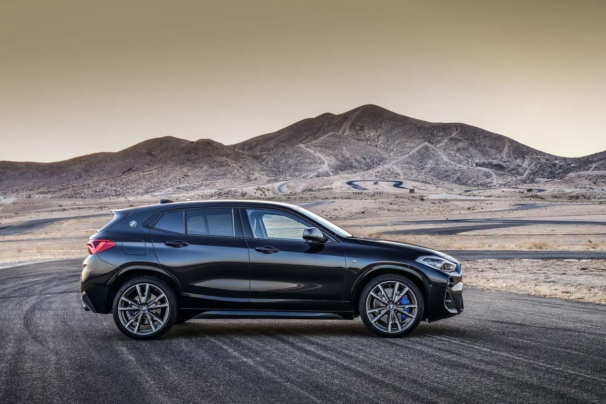 New BMW X2 M35i revealed-8