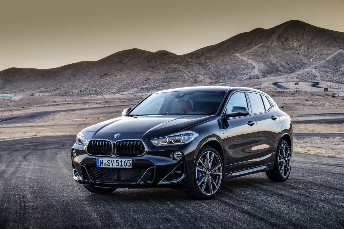 New BMW X2 M35i revealed-9
