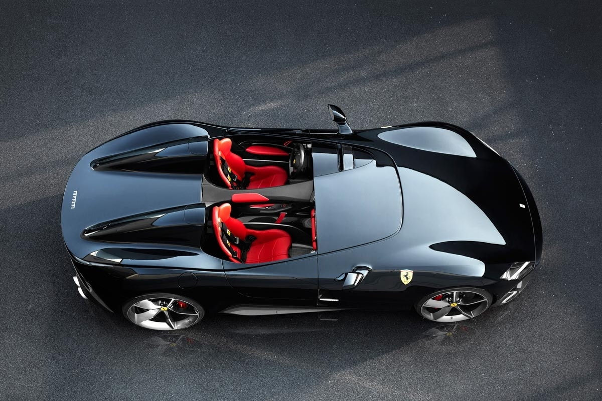 New Ferrari Monza Sp1 And Sp2 First Of New Icona Special