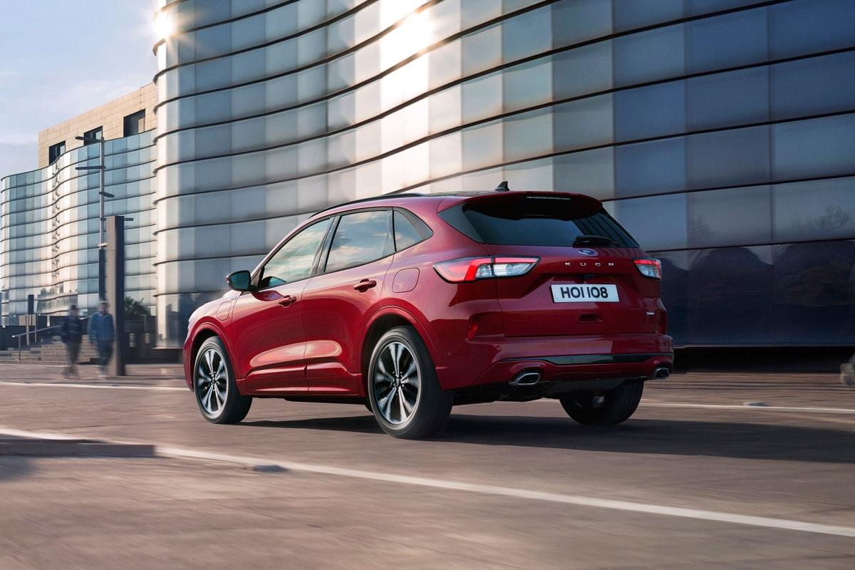 New Ford Kuga revealed-2