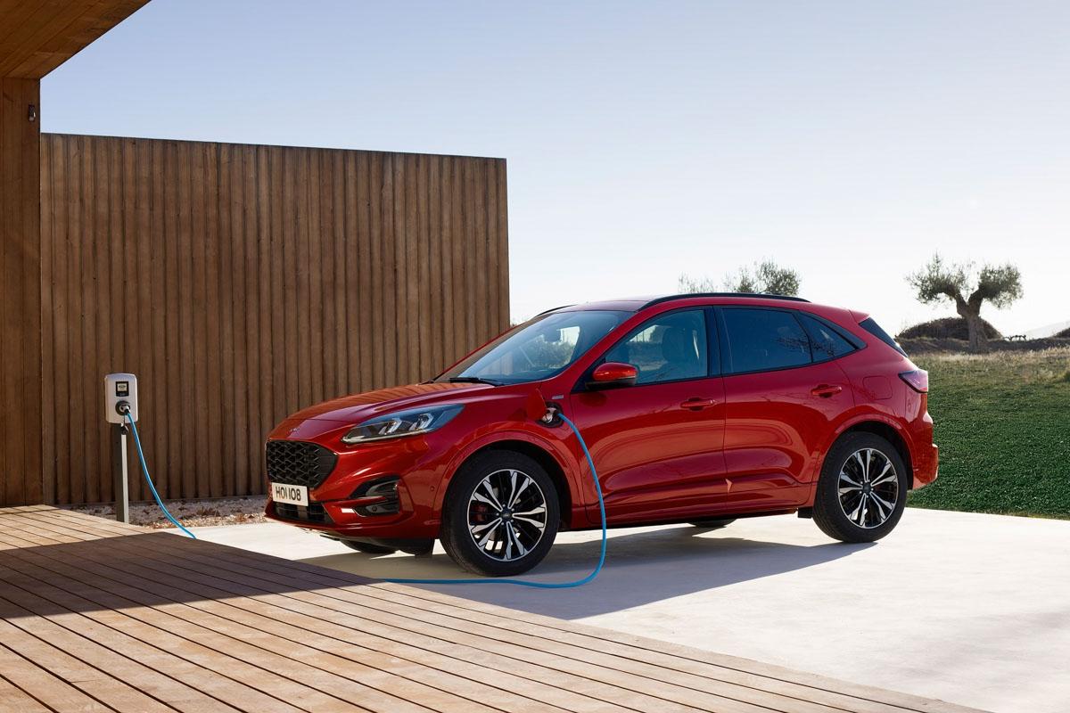 New Ford Kuga revealed-8