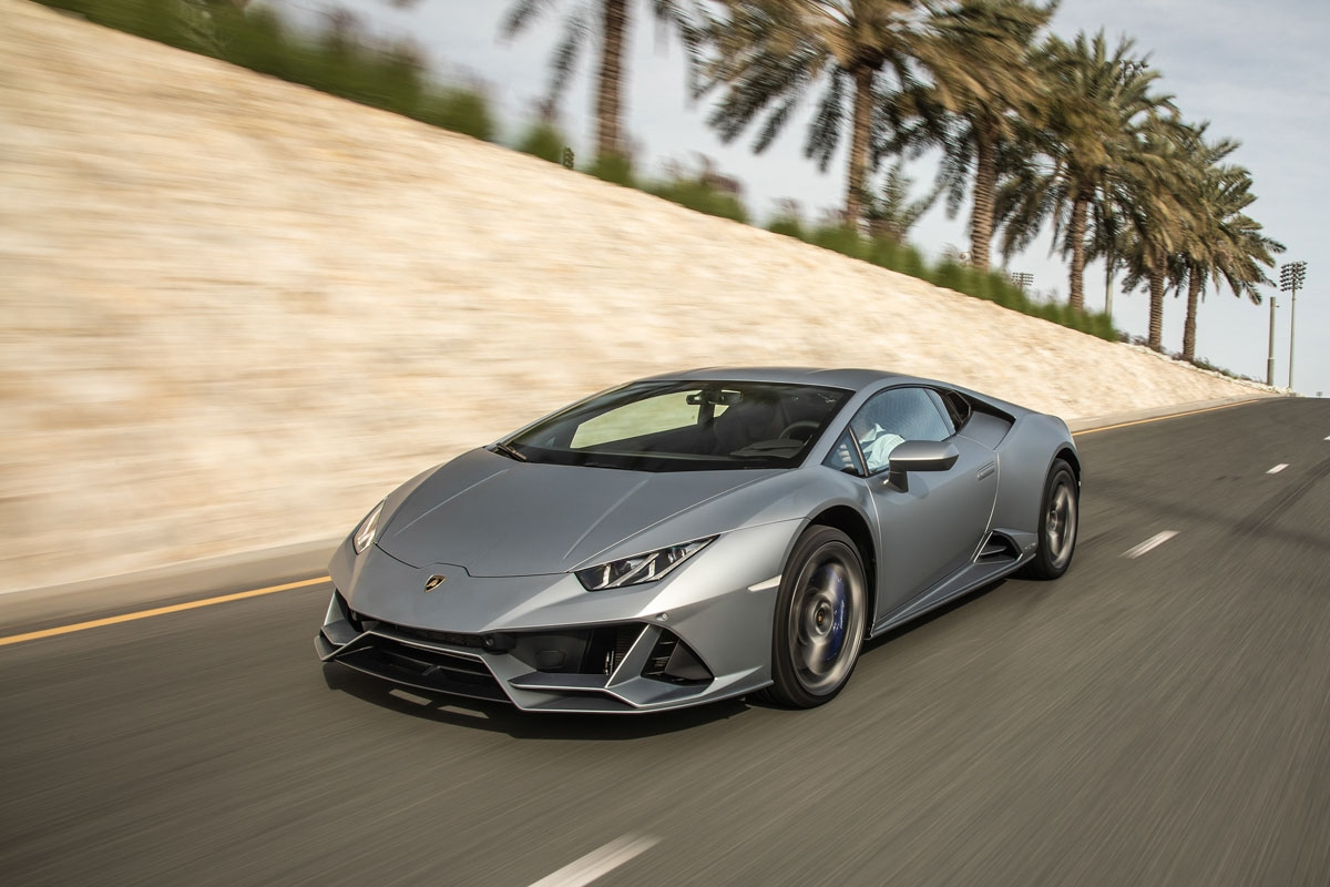 New Lamborghini Huracán Evo review-1