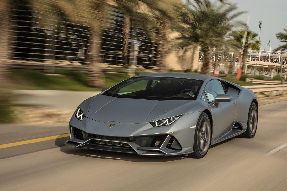 New Lamborghini Huracán Evo review-16
