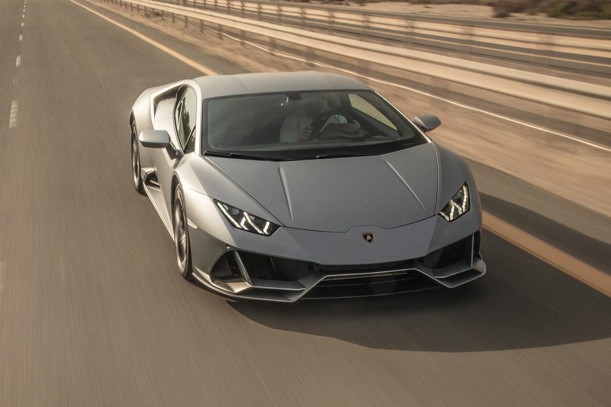 New Lamborghini Huracán Evo review-18