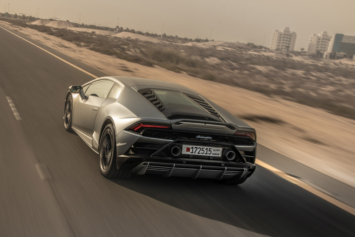 New Lamborghini Huracán Evo review-19