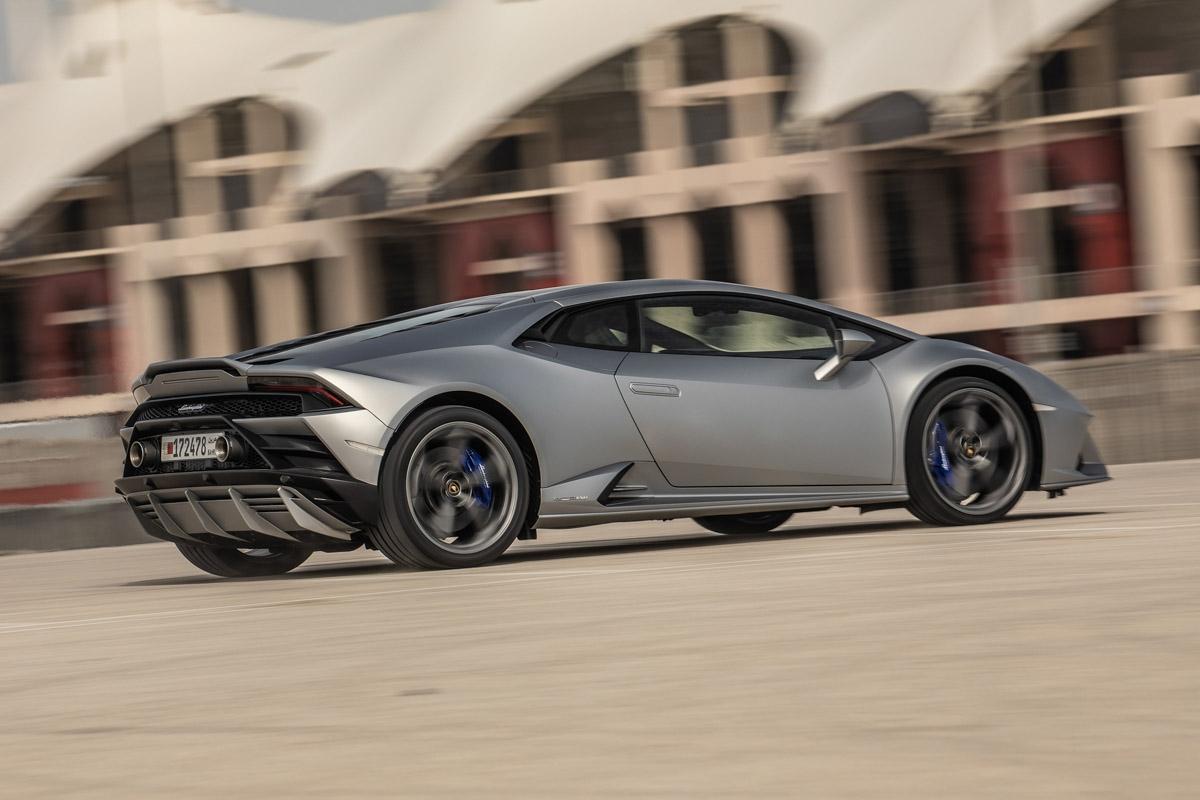 New Lamborghini Huracán Evo review-2