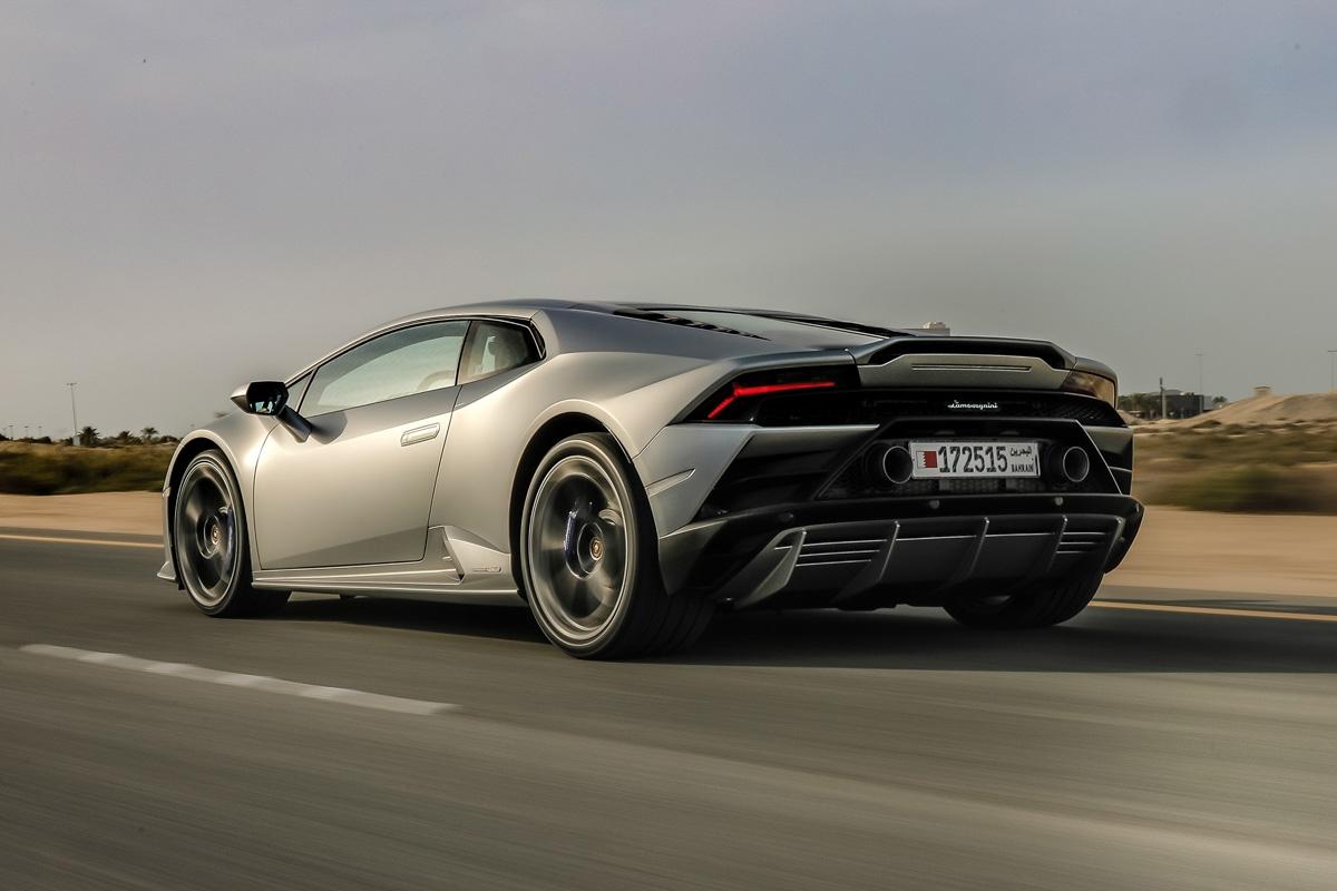 New Lamborghini Huracán Evo review-20