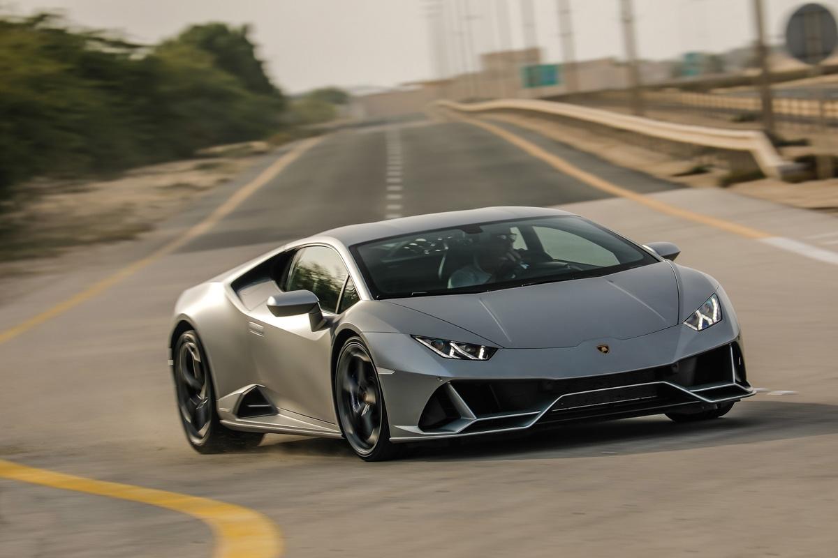 New Lamborghini Huracán Evo review-21