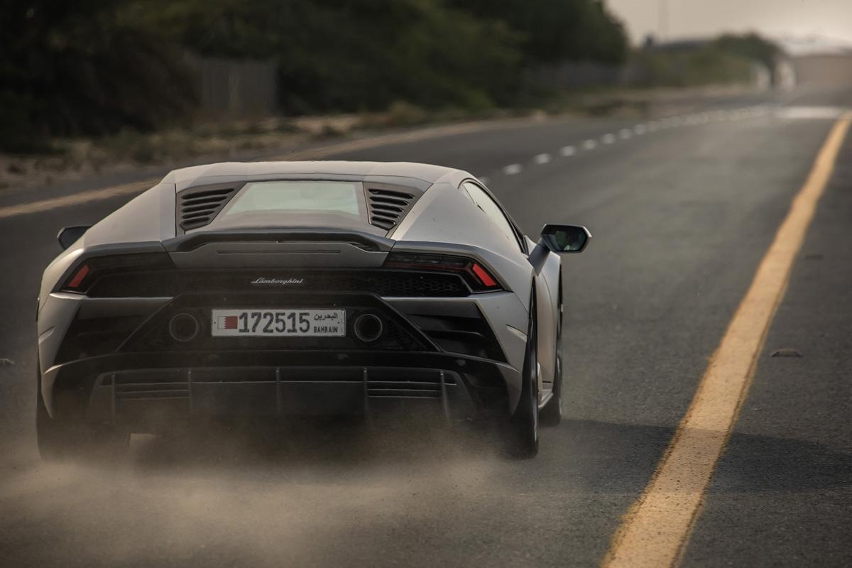 New Lamborghini Huracán Evo review-22
