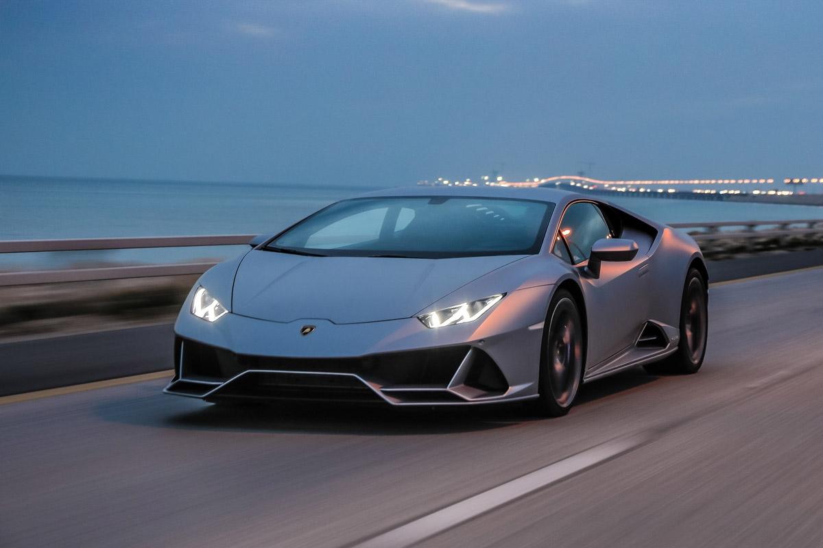 New Lamborghini Huracán Evo review-24