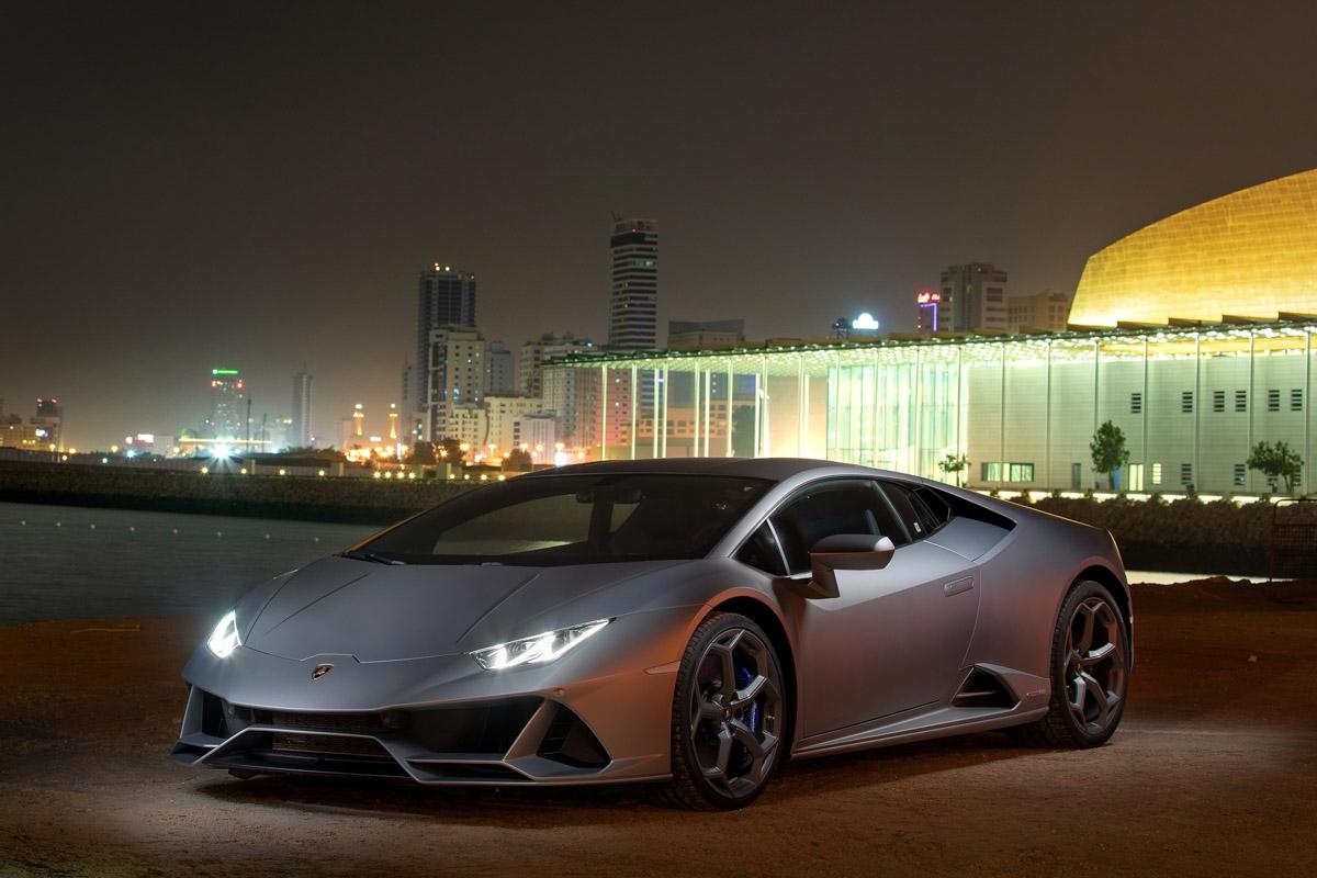 New Lamborghini Huracán Evo review-27