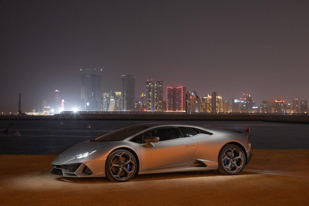 New Lamborghini Huracán Evo review-28