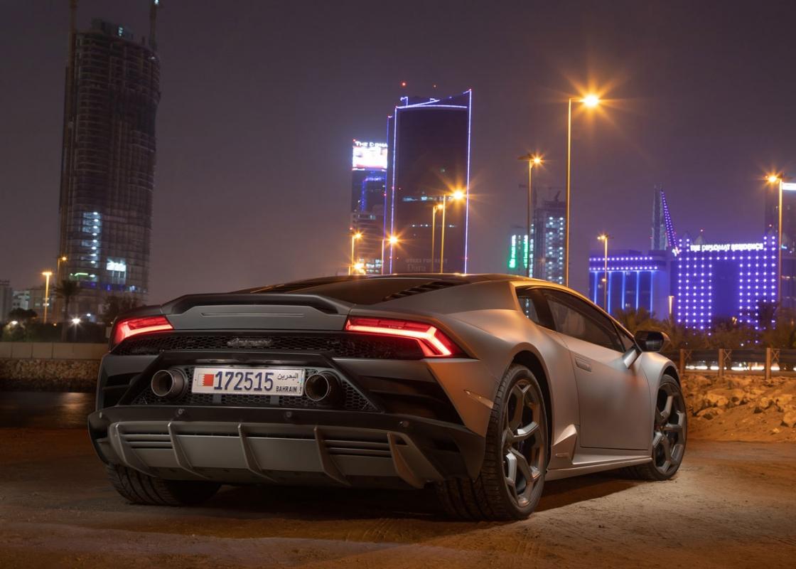 New Lamborghini Huracán Evo review-29