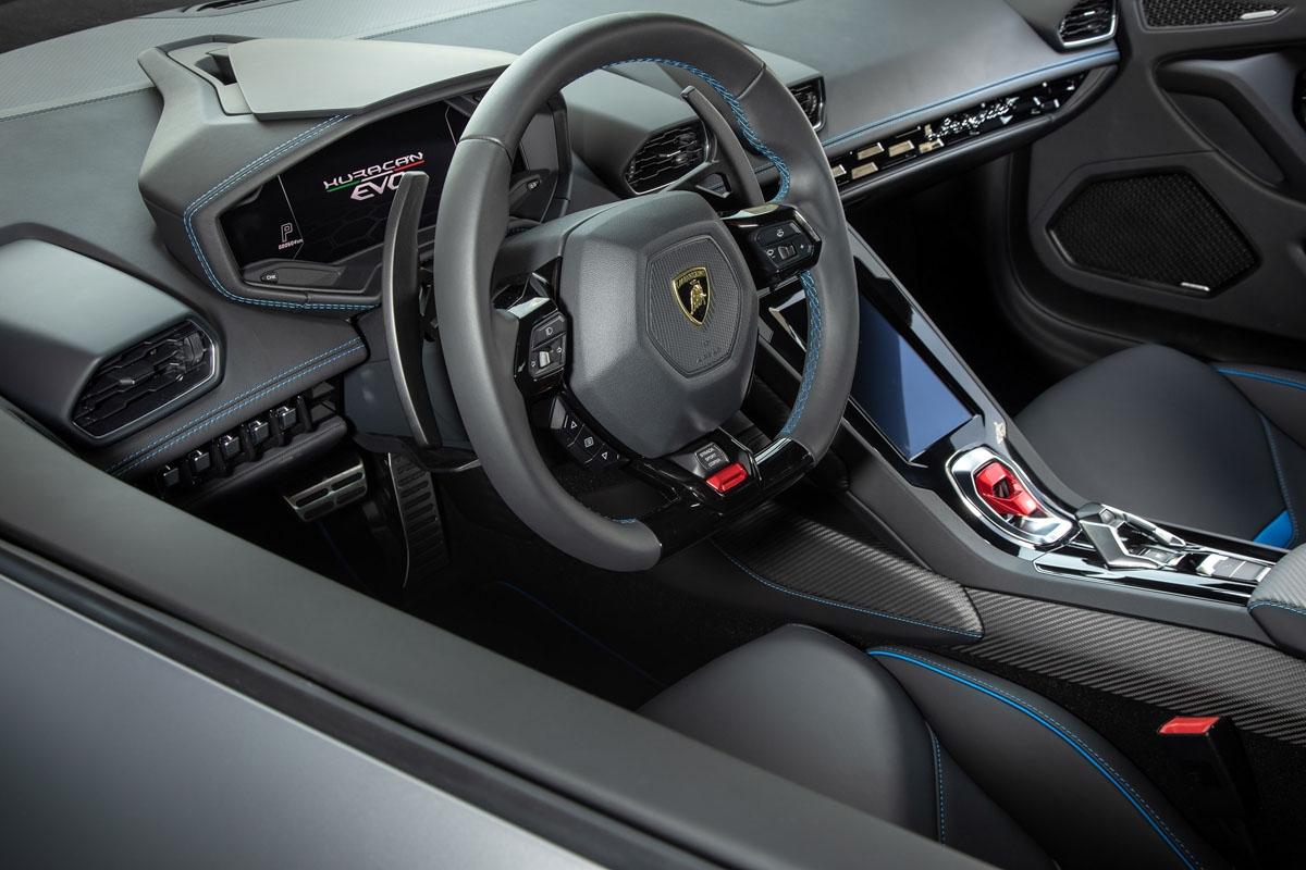 New Lamborghini Huracán Evo review-9
