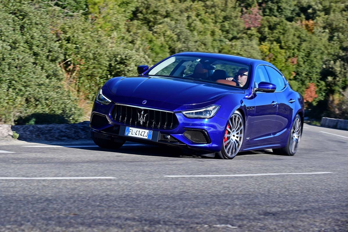 new maserati ghibli s review. Black Bedroom Furniture Sets. Home Design Ideas