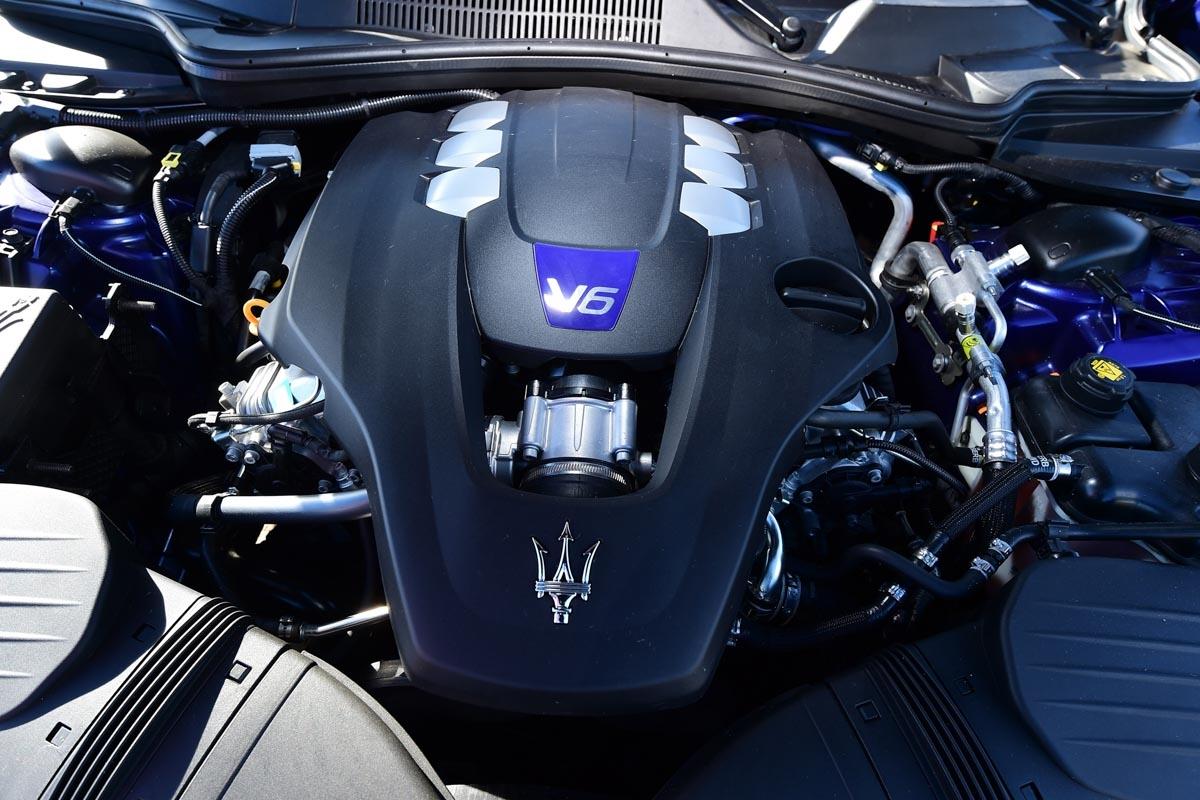 New Maserati Ghibli S review-10