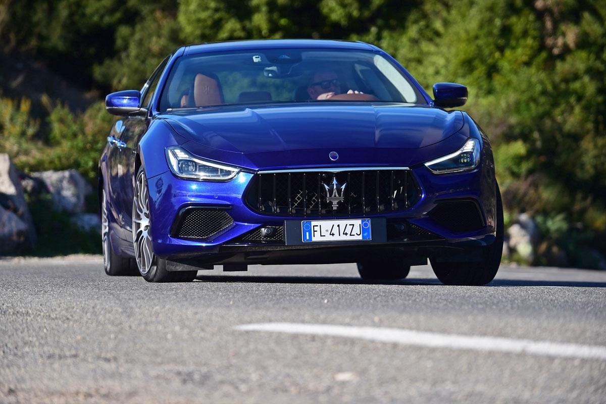 New Maserati Ghibli S review-11