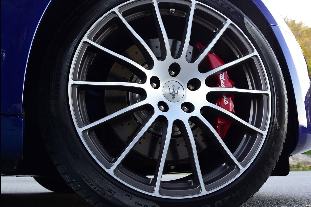New Maserati Ghibli S review-14