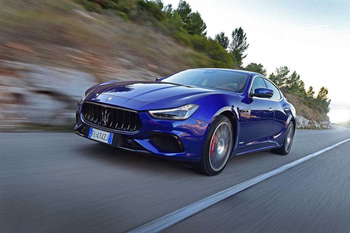 New Maserati Ghibli S review-18
