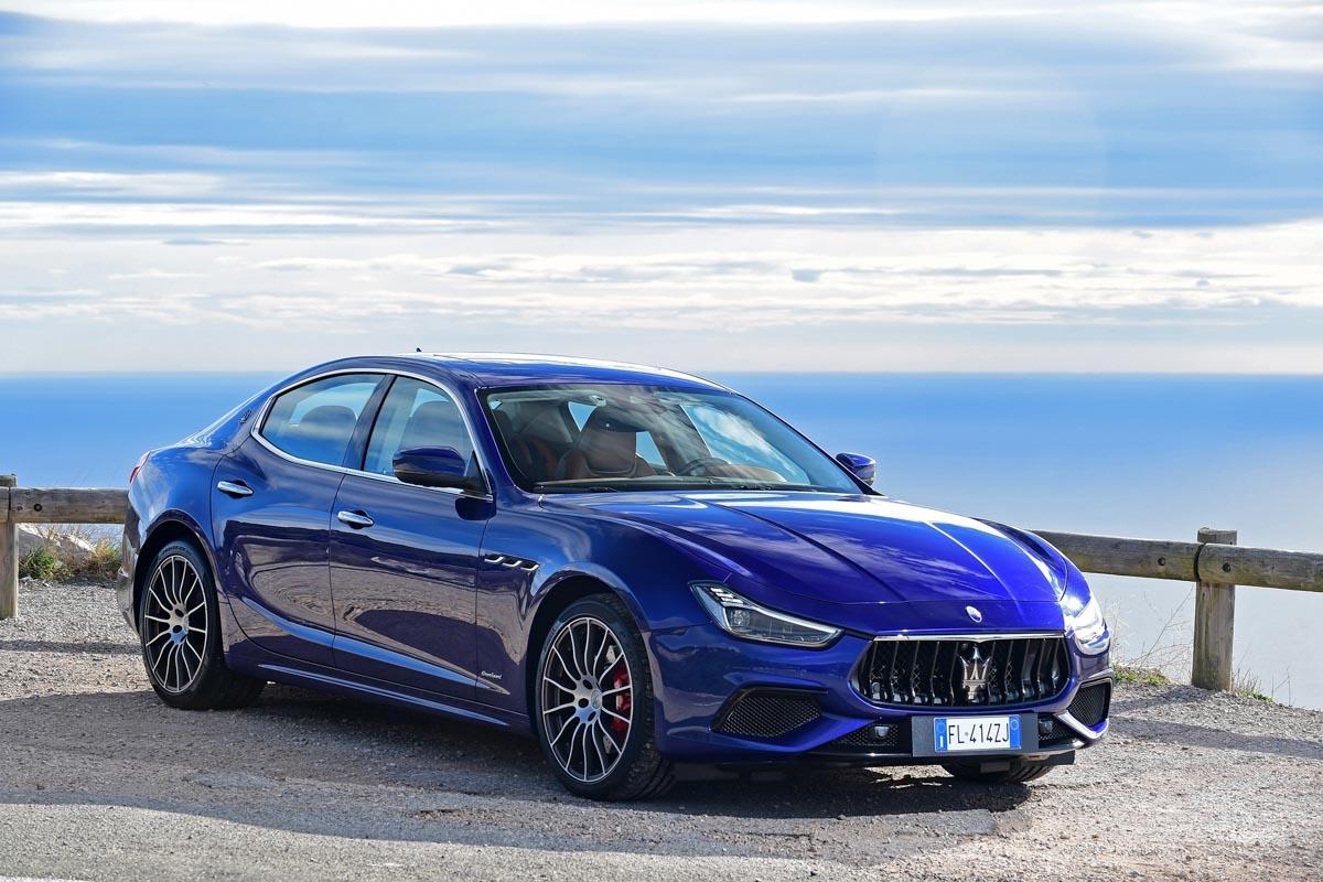 New Maserati Ghibli S review-2