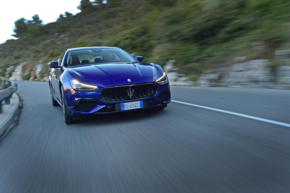 New Maserati Ghibli S review-20