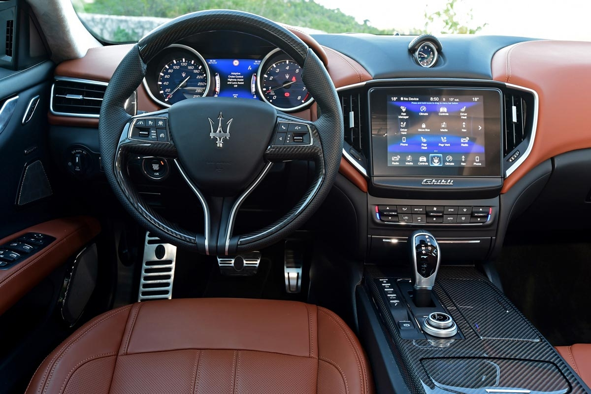 New Maserati Ghibli S review-5