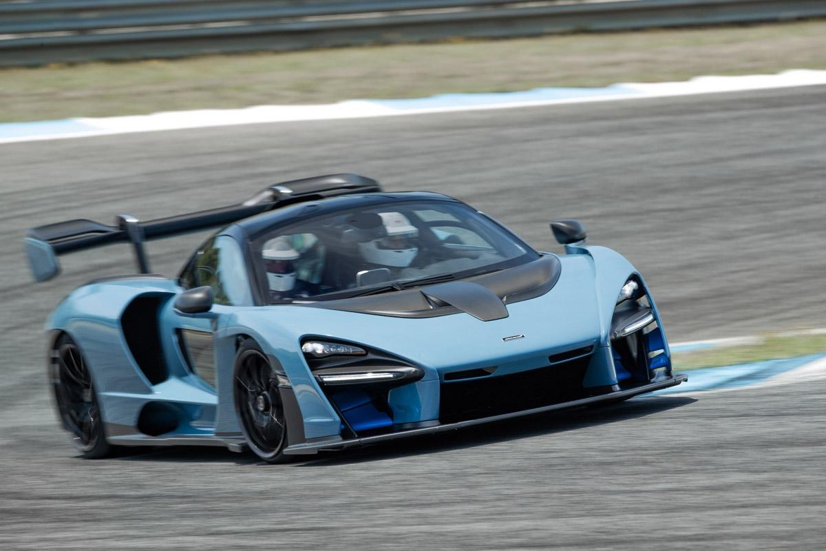 New McLaren Senna 2018 review-20