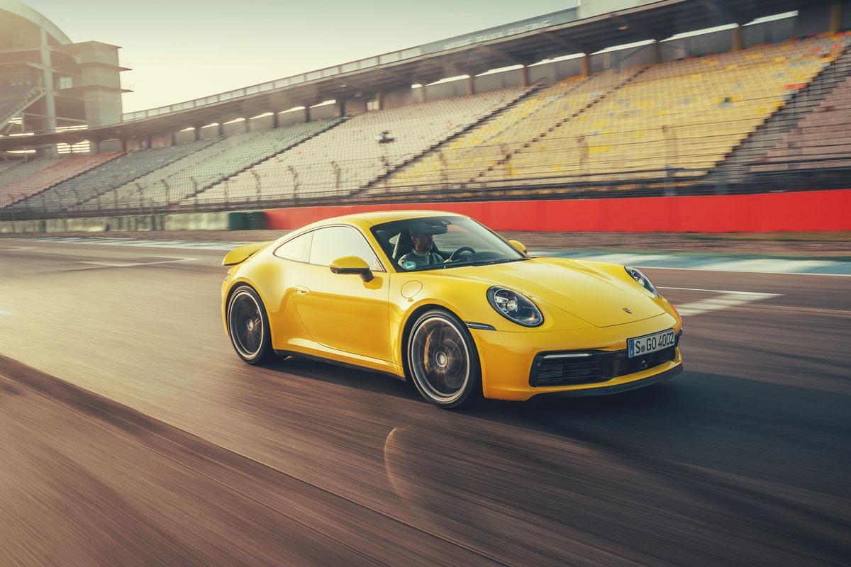New Porsche 911 2019 review-10