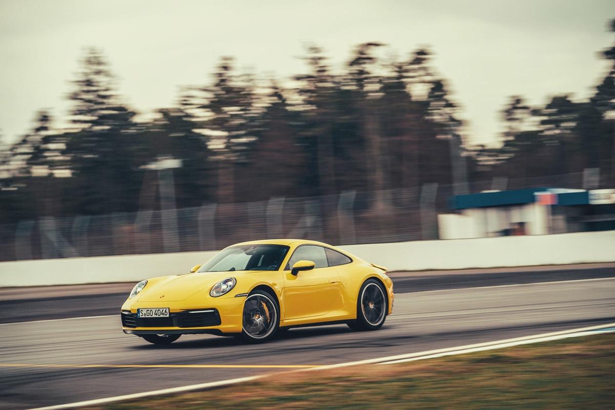 New Porsche 911 2019 review-16
