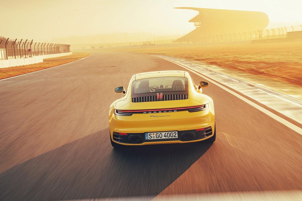 New Porsche 911 2019 review-2