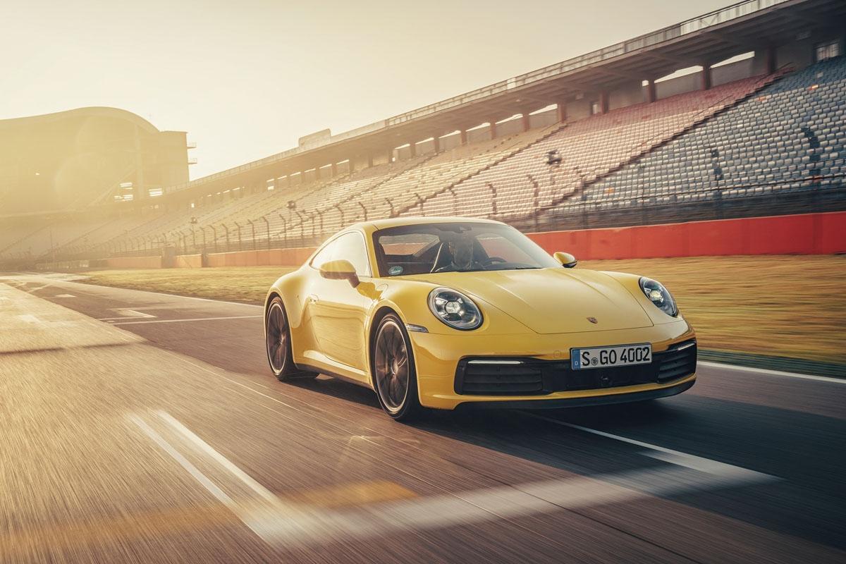 New Porsche 911 2019 review-4