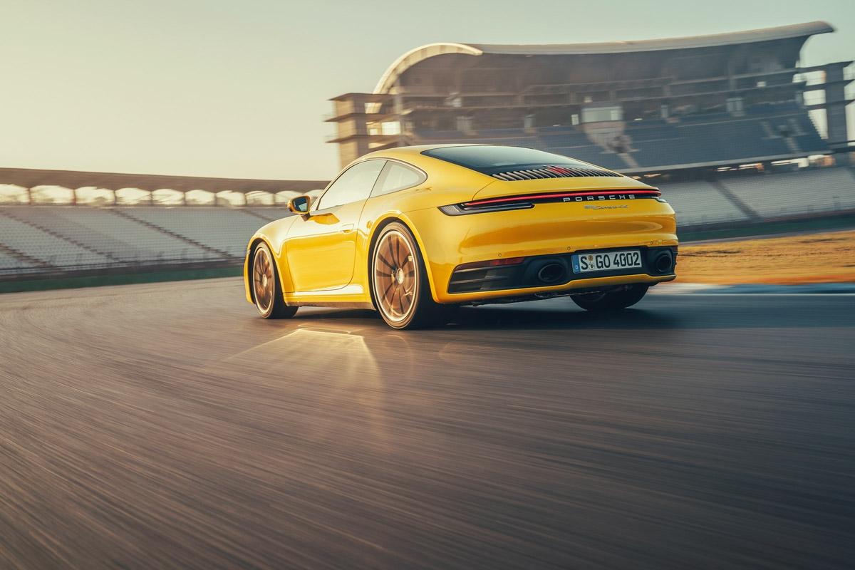 New Porsche 911 2019 review-5