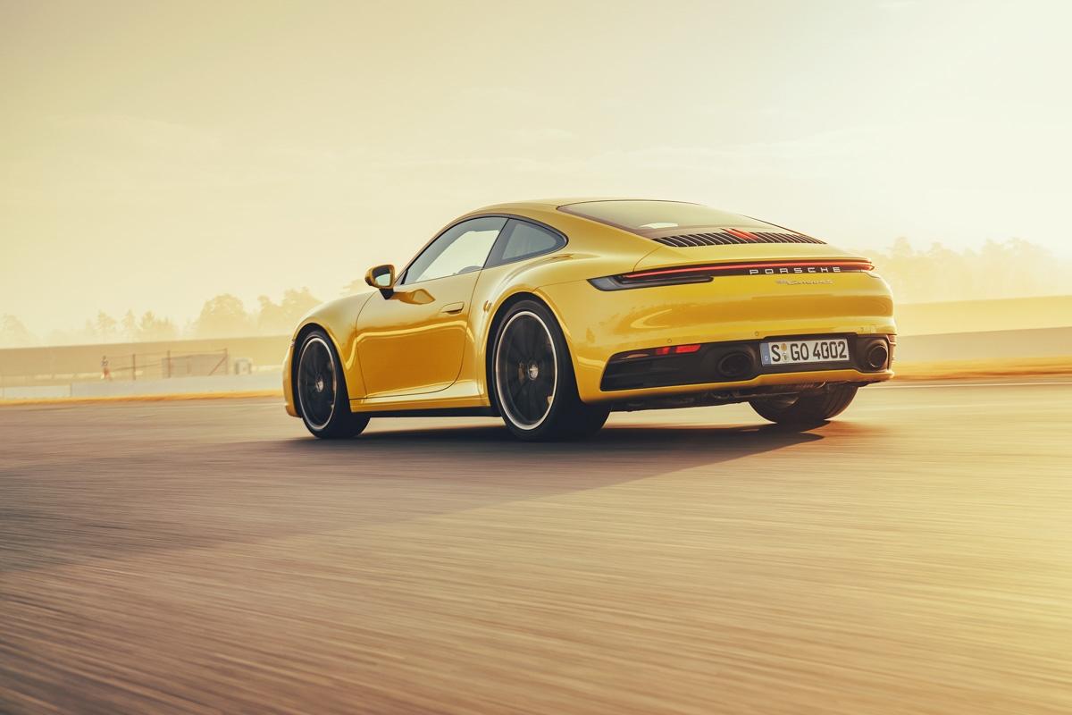 New Porsche 911 2019 review-6