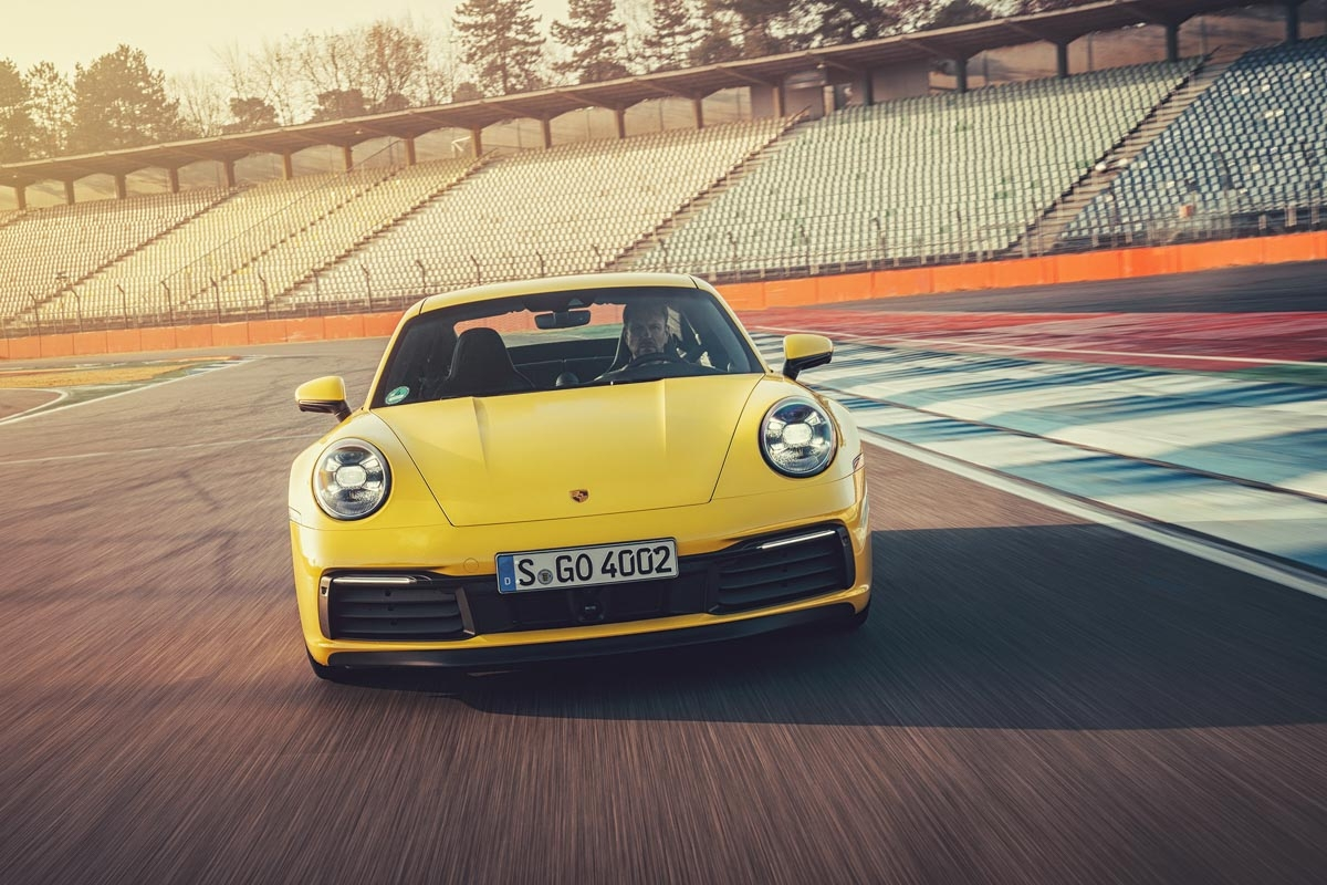 New Porsche 911 2019 review-7