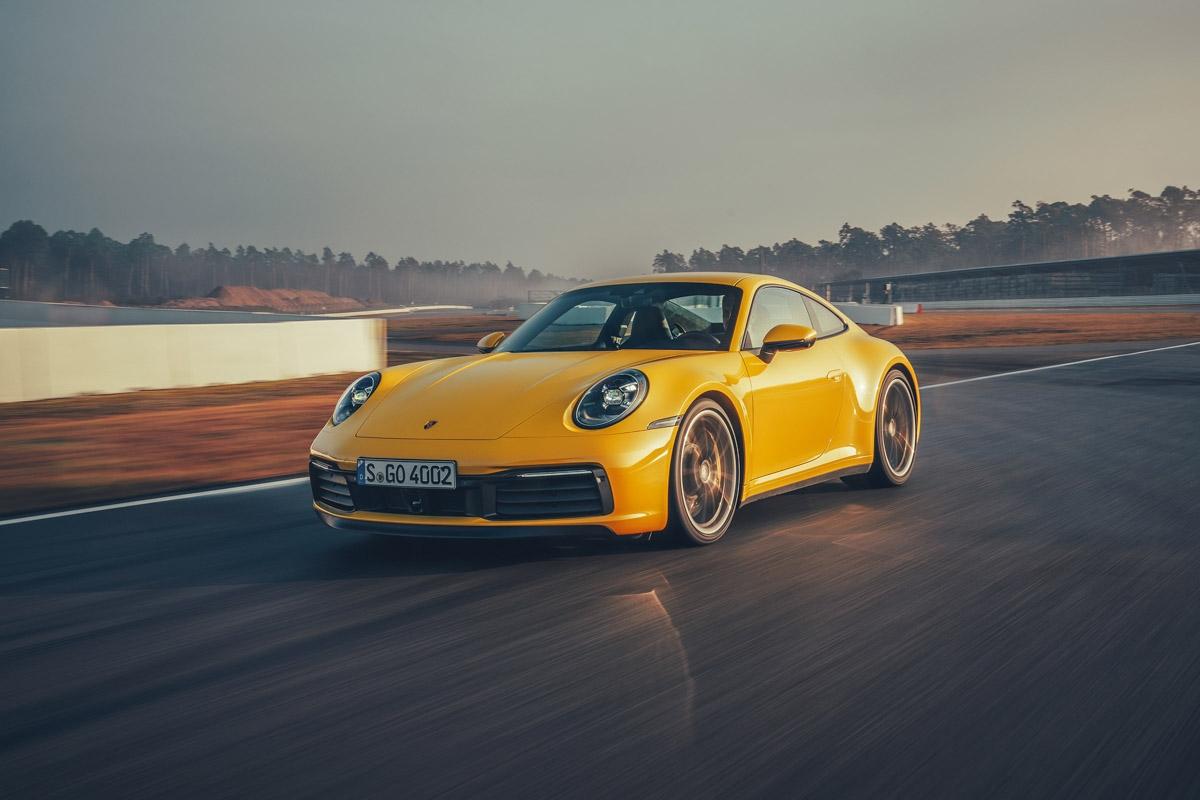 New Porsche 911 2019 review-8
