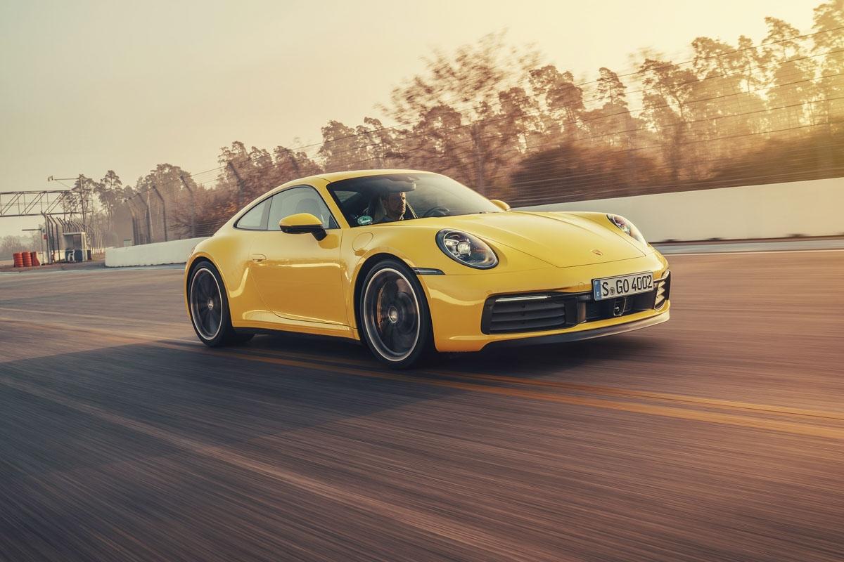 New Porsche 911 2019 review-9